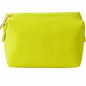 Jeffree Star Neon Velour Makeup Bag